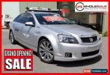 Classic 2014 Holden Caprice WN V Sedan 4dr Spts Auto 6sp 6.0i [MY14] Silver Automatic A for Sale